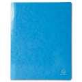 Papírový rychlovazač Iderama - A4, světle modrý, 1 ks