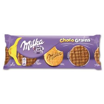 Sušenky Milka ChocoGrains - 126 g