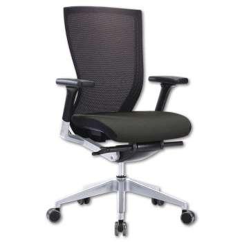 Kancelářská židle Sidiz - černá