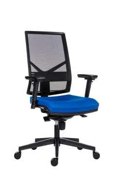 Kancelářská židle Omnia - modrá