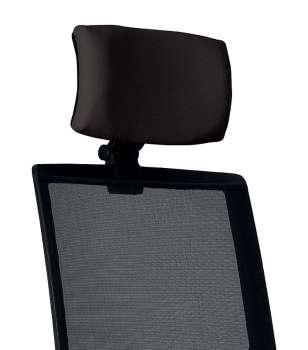 Opěrka hlavy k židli Omnia - tmavě šedá