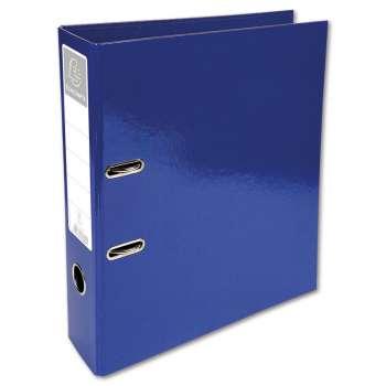 Plastový pákový pořadač Iderama - A4, modrý
