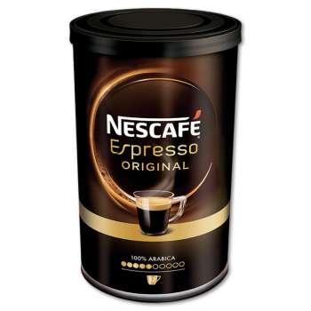 Instantní káva  Nescafé Espresso Original - 95 g