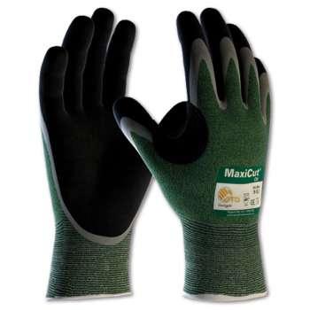 Pracovní rukavice MAXICUT OIL 34-304 - vel. 9