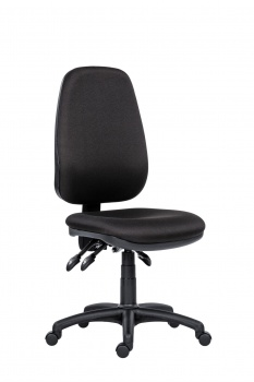 Kancelářská židle 1540 Asyn - černá