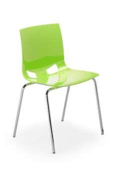 Jídelní židle Fondo - zelená