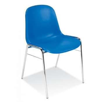 Židle Beta - modrá