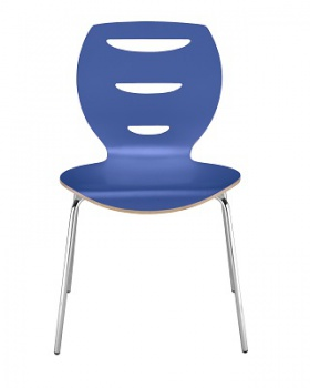 Židle Alani - modrá