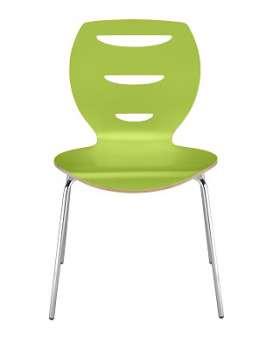 Židle Alani - zelená
