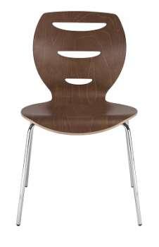 Židle Alani - ořech