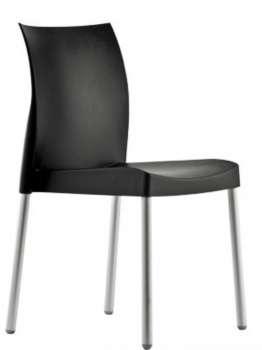 Židle Ice - černá