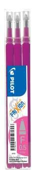 Náplň pro Pilot Frixion Ball, Clicker 05 - růžová