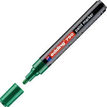 Lakový popisovač Edding 790 - zelená