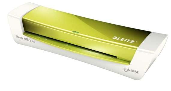 Laminátor Leitz iLAM Home Office A4, WOW zelená