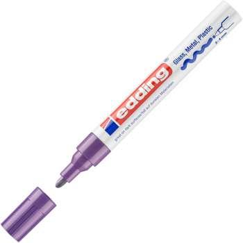 Lakový popisovač Edding 750 - fialový