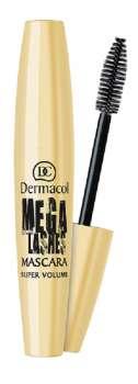Řasenka Dermacol Mega Lashes - černá, 13 ml