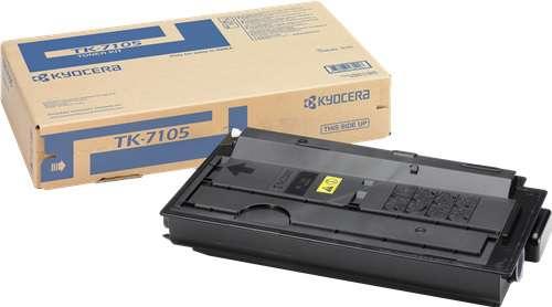 Toner Kyocera TK-7105 - černá