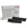 Toner Xerox 106R02782 - černá, dvojbalení