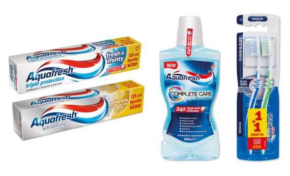 DÁREK: Balíček dentální hygieny ZDARMA