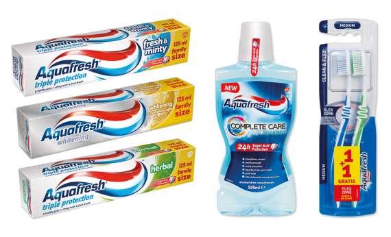 DÁREK: Velký balíček dentální hygieny ZDARMA
