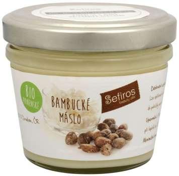 DÁREK: Bio bambucké máslo ZDARMA