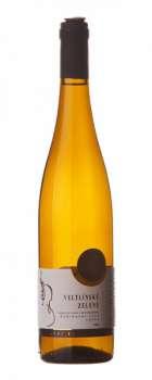 DÁREK: Veltlínské zelené 2013, pozdní sběr, vinař Marada ZDARMA