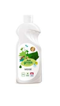 Prostředek na nádobí Real green clean, 500 g