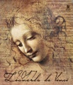 Nástěnný kalendář 2017 Leonardo da Vinci