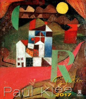 Nástěnný kalendář 2017 Paul Klee