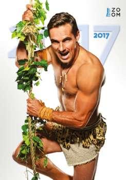 Nástěnný kalendář 2017 Prima ZOOM