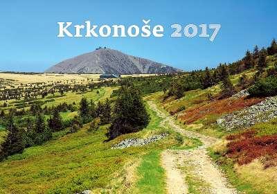 Nástěnný kalendář 2017 Krkonoše
