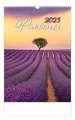 Nástěnný kalendář 2018 Provence