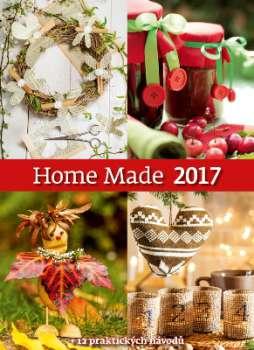 Nástěnný kalendář 2017 Home Made