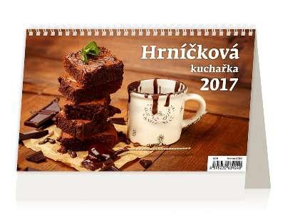 Stolní kalendář 2017 Hrníčková kuchařka