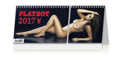 Stolní kalendář 2017 Playboy