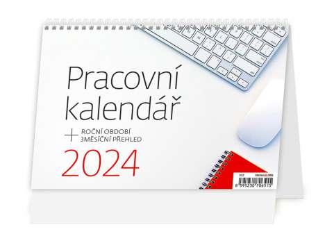 Stolní kalendář 2017 Pracovní kalendář