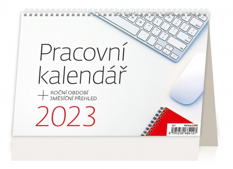 Stolní  kalendář 2018  Pracovní kalendář