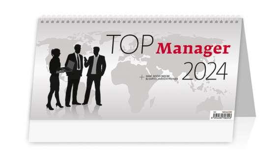 Stolní  kalendář 2018  Top Manager