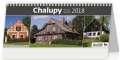 Stolní kalendář 2017 Chalupy