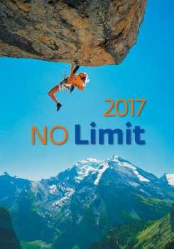 Nástěnný kalendář 2017 No Limit
