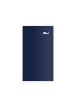 Čtrnáctidenní diář 2018 Torino modrý