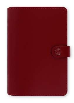 Diář 2017 Filofax The Original A6 - červený