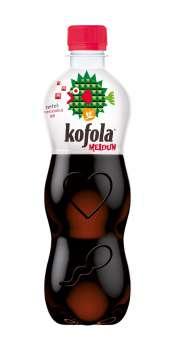 Kofola - melounová, 12x 0,5 l