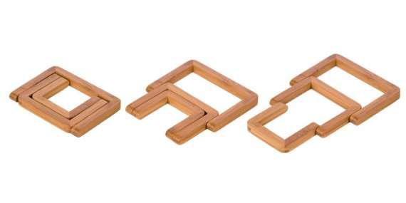 DÁREK: TESCOMA rozkládací dřevěná podložka ONLINE ZDARMA