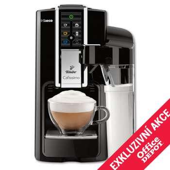 Kapslový kávovar Cafissimo LATTE ZDARMA za 15 šálků denně