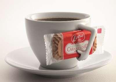 Hrneček na kávu Lotus, 120 ml