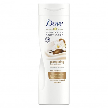 DÁREK: Tělové mléko Dove Derma Spa Cashmere Comfort ZDARMA