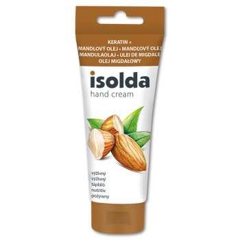 Krém na ruce Isolda mandlová - vyživující, 100 ml