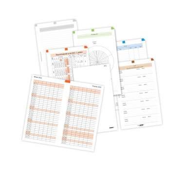 Sada ADK pro týdenní plánování A5 základní