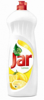 Prostředek na nádobí Jar citron, 1,0 l